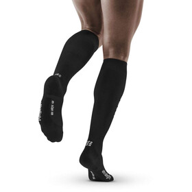 cep Run Ultralight Socks Men, black/light grey